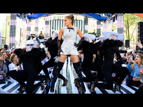 Jennifer Lopez - Live on Today Show [Full Medley] HD