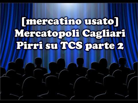 Mercatino usato mercatopoli cagliari pirri su tcs parte for Mercatino usato varedo