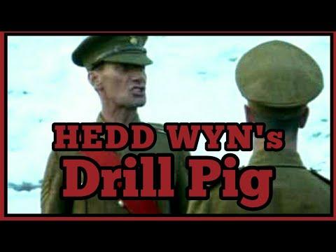 HEDD WYNN (1992)  Drill Sergeant