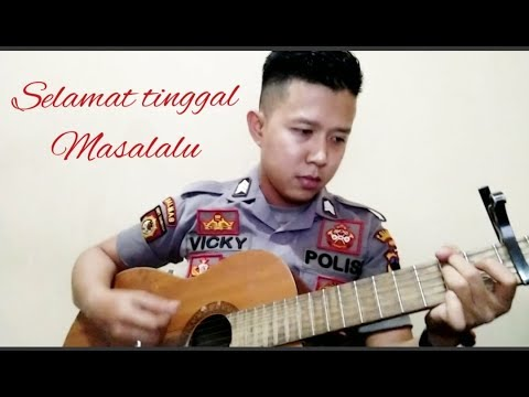 FIVE MINUTES - SELAMAT TINGGAL MASA LALU (Cover acoustik by vicky z33ronine)