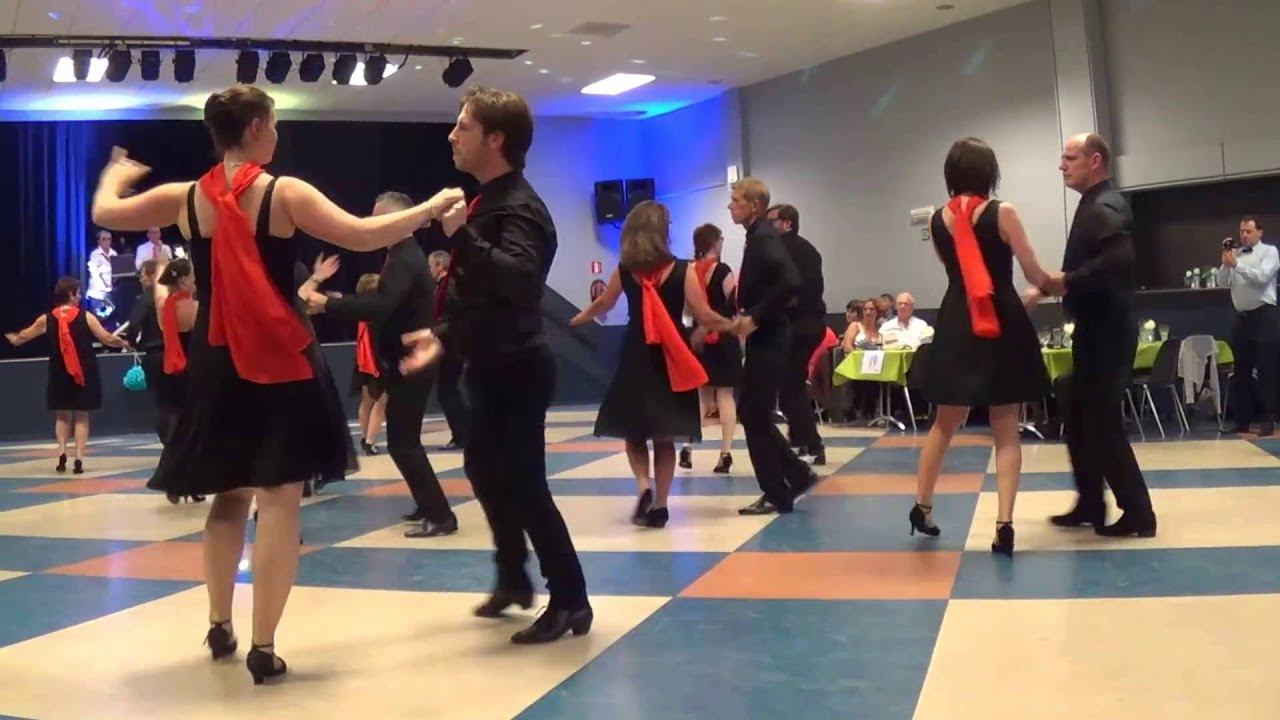 D mo danse de salon p1 soir e de cl ture swing sway for Youtube danse de salon
