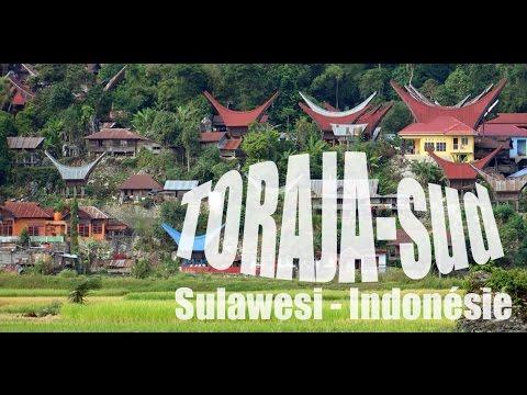 Voyage à Rantepao et dans le sud du pays Toraja à Sulawesi