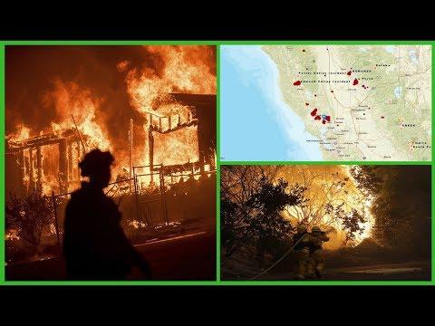 Santa Rosa Fire How a sudden firestorm devestated a city - Daily News