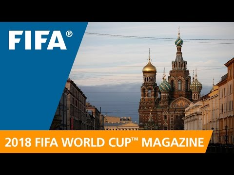 Russia 2018 Magazine: 'My Saint Petersburg'