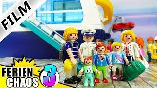 Playmobil Film deutsch | Kein KREUZFAHRTSCHIFF URLAUB für Familie Vogel?! Kinderfilm Ferienchaos 3