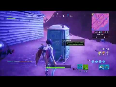 Fortnite fortbyte # 13 location and how to find