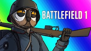 Battlefield 1 Funny Moments - Amazon Prime Delivery!
