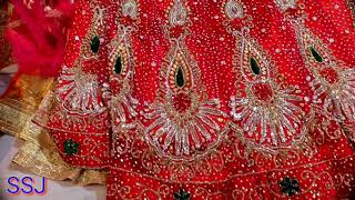 Lehenga market wholesale price//lehenga  for bridal in cheap price/lehenga manufacturer in delhi