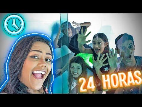 24 HORAS NA SAUNA !!!
