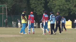 watch the last ball 6 by Sachin Khurana