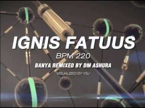 Ignis Fatuus - Banya Remixed By DM Ashura (Piu Fiesta 2 and Infinity)