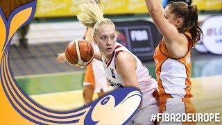 Russia v Netherlands - Full Game - FIBA U20 Women's European Championship 2017 thumbnail