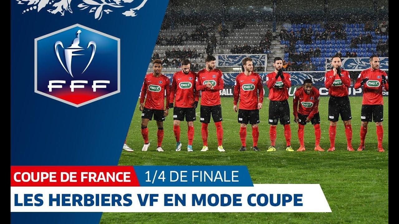 Coupe de france quarts de finale les herbiers vf en - Quarts de finale coupe de france ...