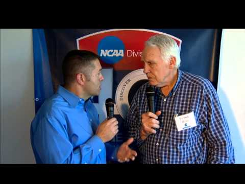 CWRU Football Halftime Interview with Frank Ryan