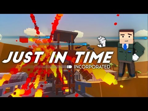 Just In Time Incorporated - Living on Borrowed Time