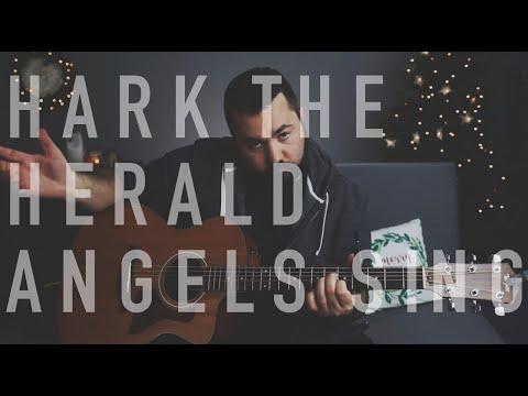 """Hark The Herald Angels Sing"" Live Tutorial"