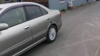 Видео-тест автомобиля Nissan Bluebird Sylphy (TG10-106607, Qr20dd, серебро, 2003г)