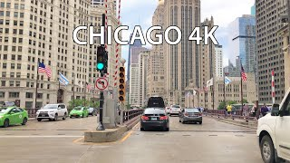 Chicago 4k - Chicagoand39s Main Street - The Magnificent Mile