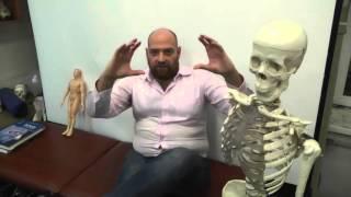 Остеопатия для себя - упражнения против боли в колене, связках, менисках, артрозе