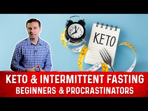 Keto and Intermittent Fasting for Beginners and...Procrastinators