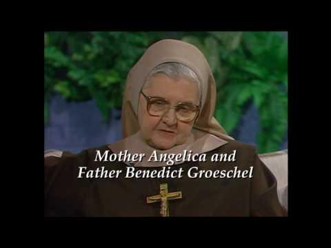 Mother Angelica and Father Benedict Groeschel