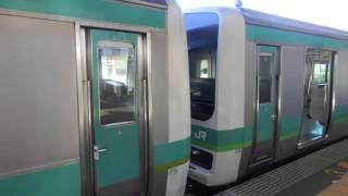Repeat youtube video 【機器更新車】E231系走行音 取手→品川【常磐線快速】
