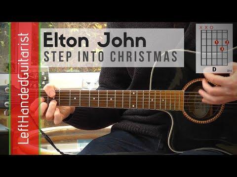 Elton John - Step Into Christmas | Guitar Lesson