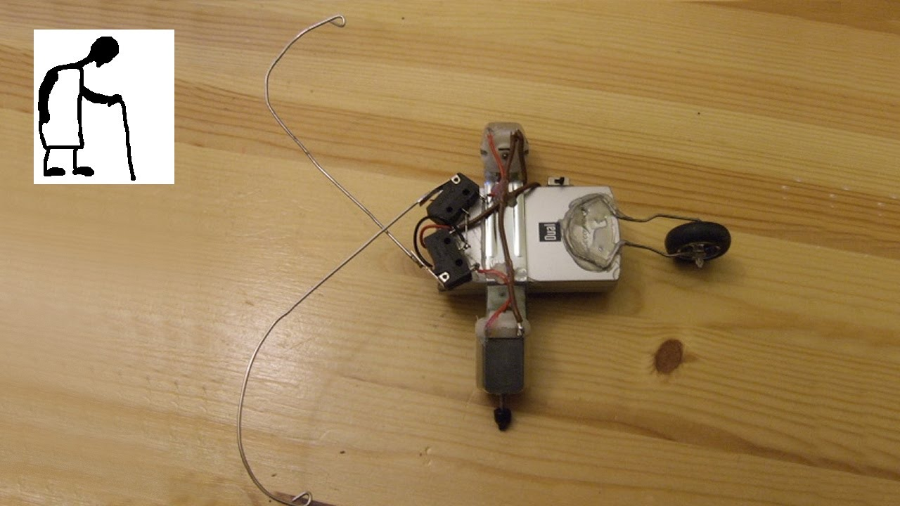 Lets make a mini robot youtube lets make a mini robot solutioingenieria Image collections