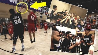 THE BIGGEST SHOT OF MY LIFE!! (YOUTUBE ALL STAR GAME IN OVERTIME!!)