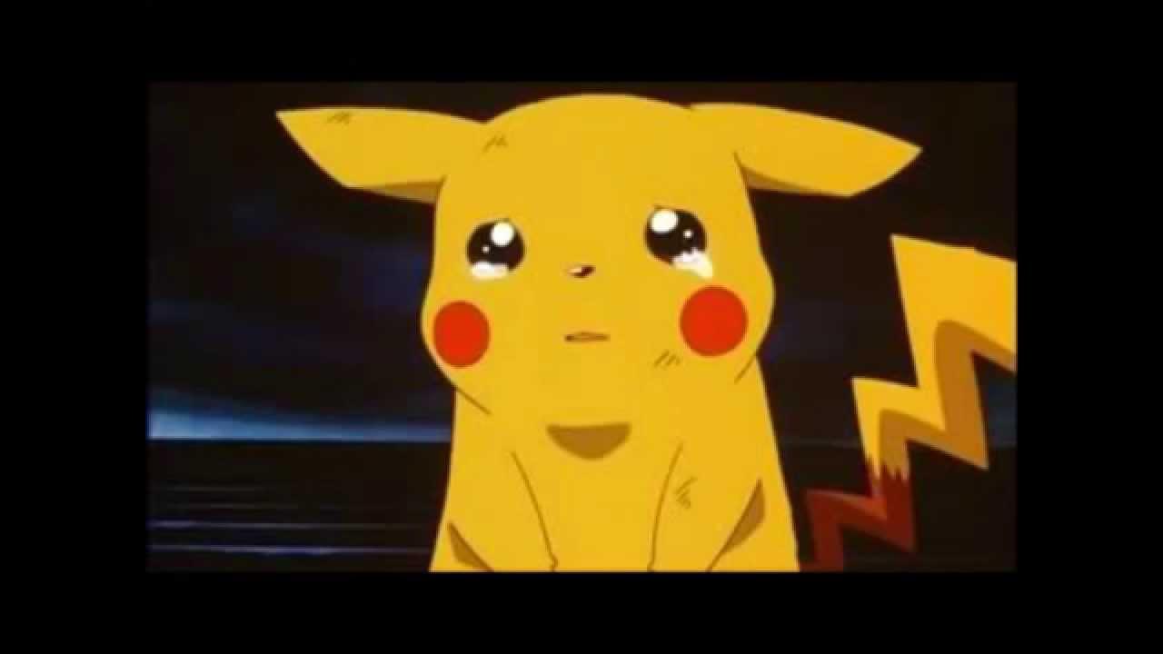 Sad: Sad Pikachu Montage