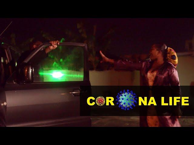 Corona Life - Episode 5 - Pre-Lockdown 2 | TV/WEB SERIES GHANA
