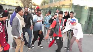 JERK & DOUGIE SESSION - PARIS FUNTION - STILL JERKIN OVA HERE