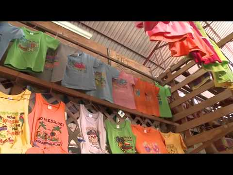 Affordable St. Lucia -- Castries Craft Market By Caribbean Travel + Life