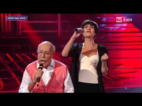 Roberto Murolo e Mia Martini - Massimo Lopez e Bianca Guaccero cantano