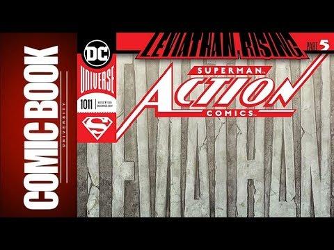 Action Comics #1011 | COMIC BOOK UNIVERSITY