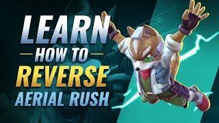 How to Reverse Aerial Rush (RAR) in Smash Bros Ultimate