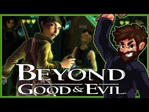 Beyond Good and Evil HD Lets Play - Episode 1 : Jade et Peyj