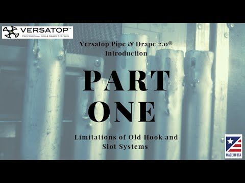 Pipe & Drape 2.0 Introduction - Part 1