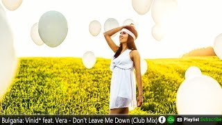 ★ Massive Vocal & Uplifting Eurovision-Style Trance Mega Mix 2015 ★