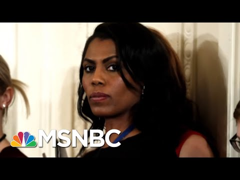 Omarosa Manigault To Release New Book  AM Joy  MSNBC