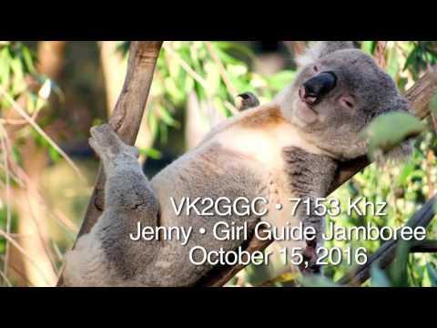 VK2GGC Jamboree 2016: Beverage Antenna Experiments