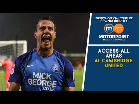 Access All Areas | At Cambridge United