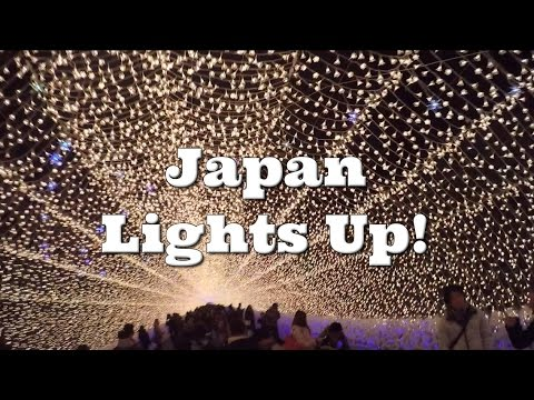 Japan Lights Up!!!