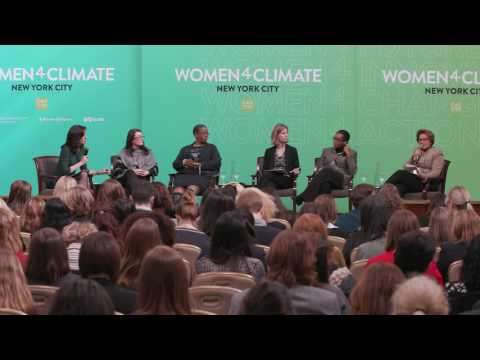 Women4Climate: How Gender Equality in the Workforce Will Drive Change