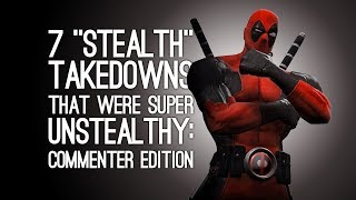 """7 """"Stealth"""" Takedowns That Were the Least Stealthy Thing to Ever Happen: Commenter Edition"""