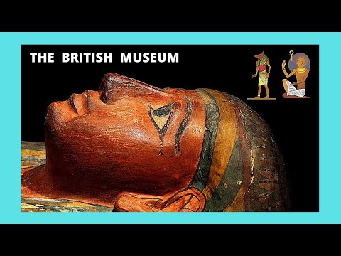 The fascinating Egyptian Mummies, British Museum, London, England
