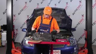 Kuinka vaihtaa ilmansuodatin FORD FIESTA 5 -merkkiseen autoon OHJEVIDEO | AUTODOC