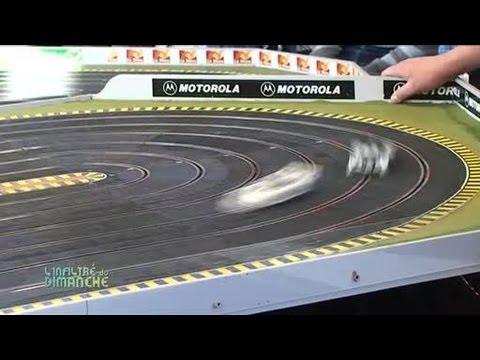 Slot Racing : 24 Heures du Mans 2012