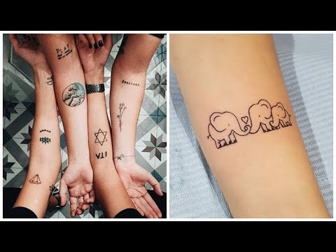 6cf5bf1efe6e3 Best Small Tattoo Designs for girl - YouTube