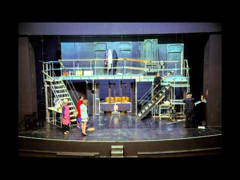 Theater Kiel | Proben zu »Der nackte Wahnsinn«